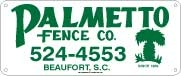 Palmetto Fence Co.