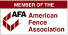Proud Member of the American Fence Association