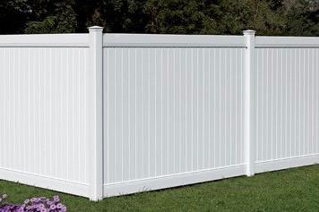 fence vinyl