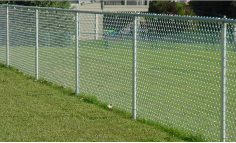 Galvanized Chain Link Fence Palmetto Fence Co